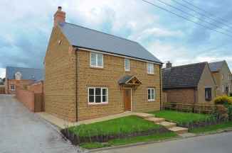 New Homes in Northamptonshire
